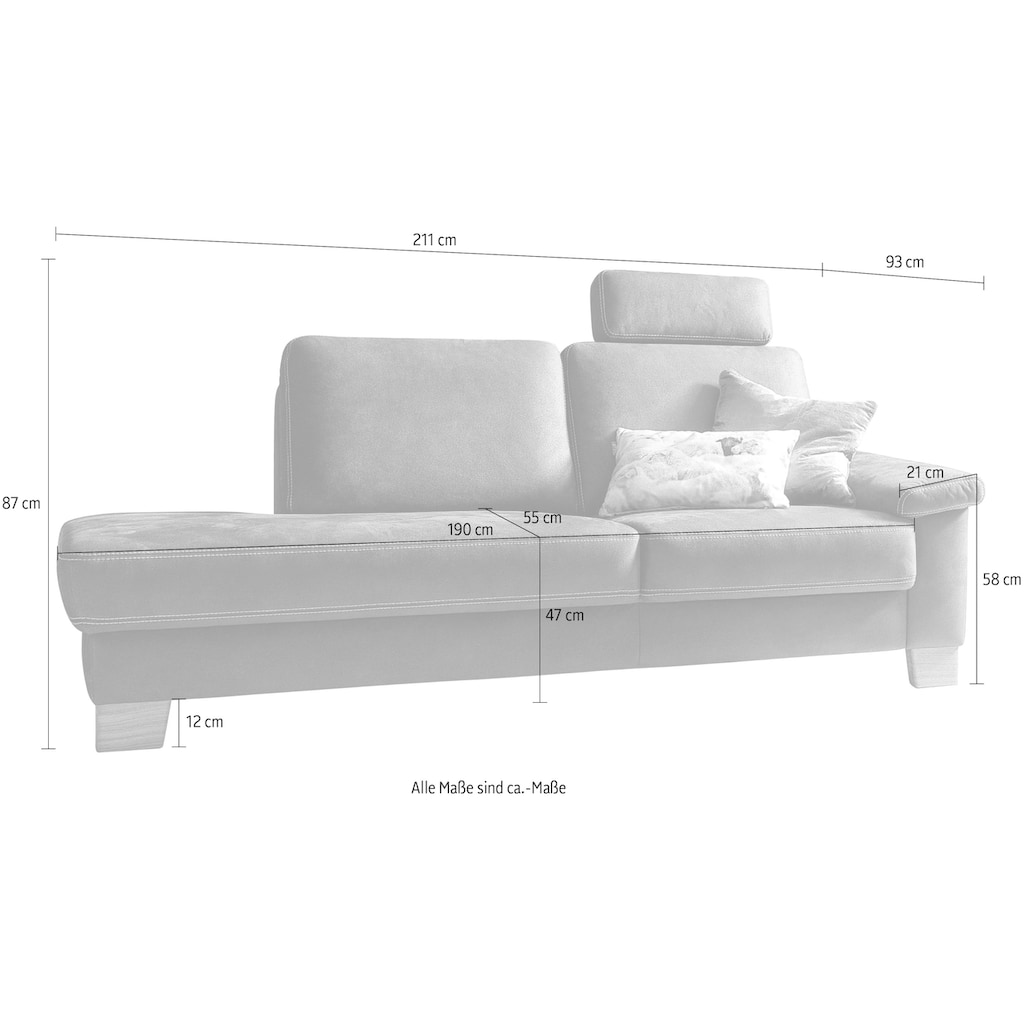 Premium collection by Home affaire Recamiere »Teramo«