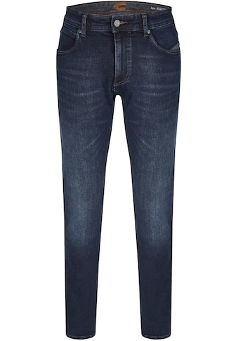 camel active 5-Pocket-Jeans »MADISON«, leichter Used-Look kaufen