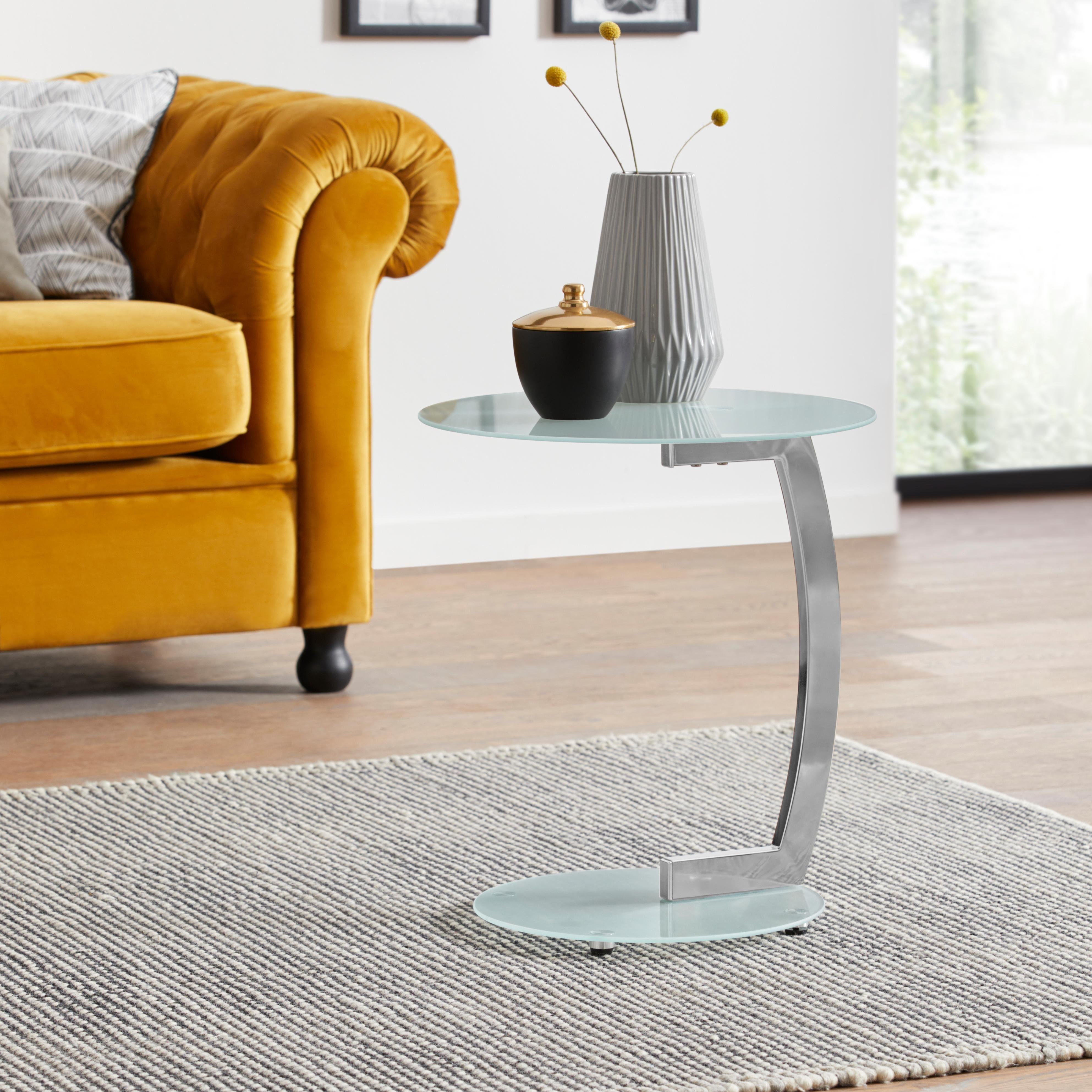 Beistelltisch weiß Beistelltische Tische