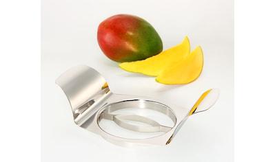 GSD HAUSHALTSGERÄTE Obstschneider, für Mango, aus Edelstahl kaufen