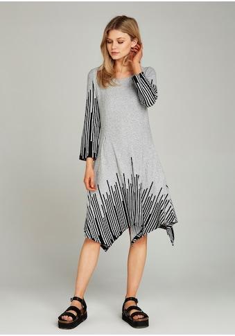 Apricot Strickkleid »Abstract Stripe Hanky Hem Dress« kaufen