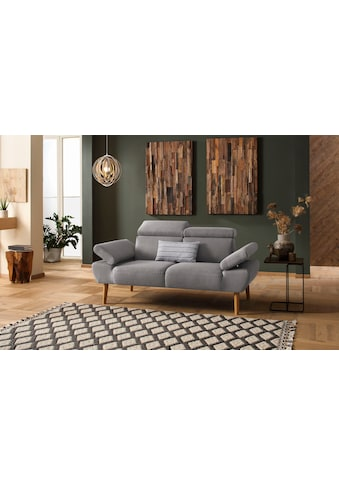 Premium collection by Home affaire 2-Sitzer »Trapino«, Mit Kopf- und... kaufen