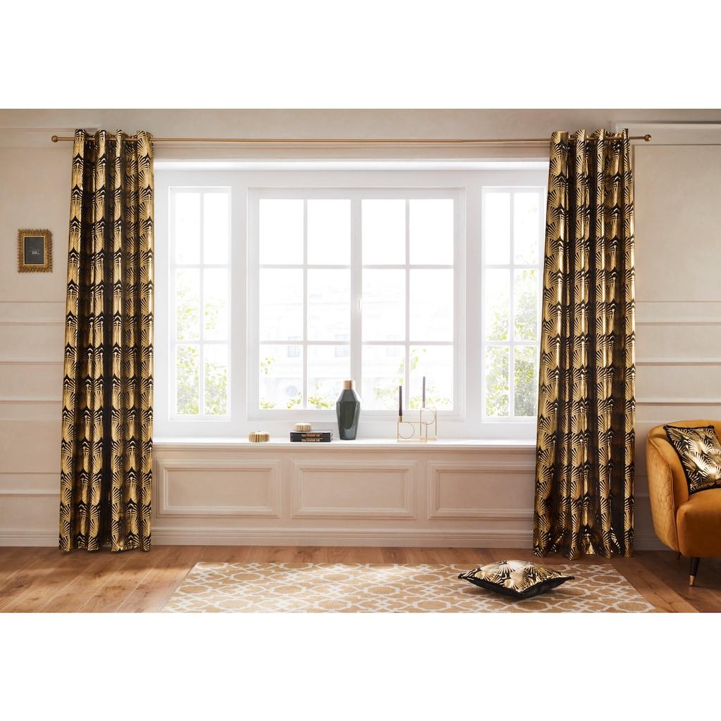 Guido Maria Kretschmer Home&Living Vorhang »Constanze«, Foliendruck