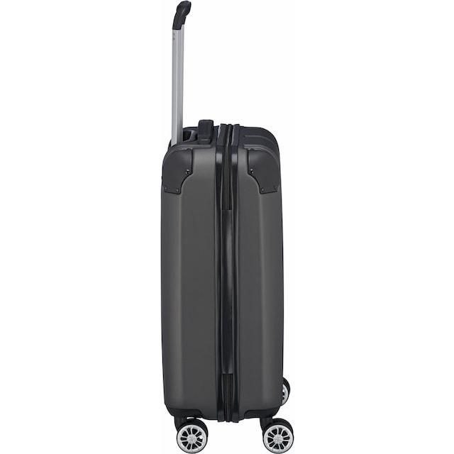 "travelite Hartschalen-Trolley ""City, 55cm"", 4 Rollen"