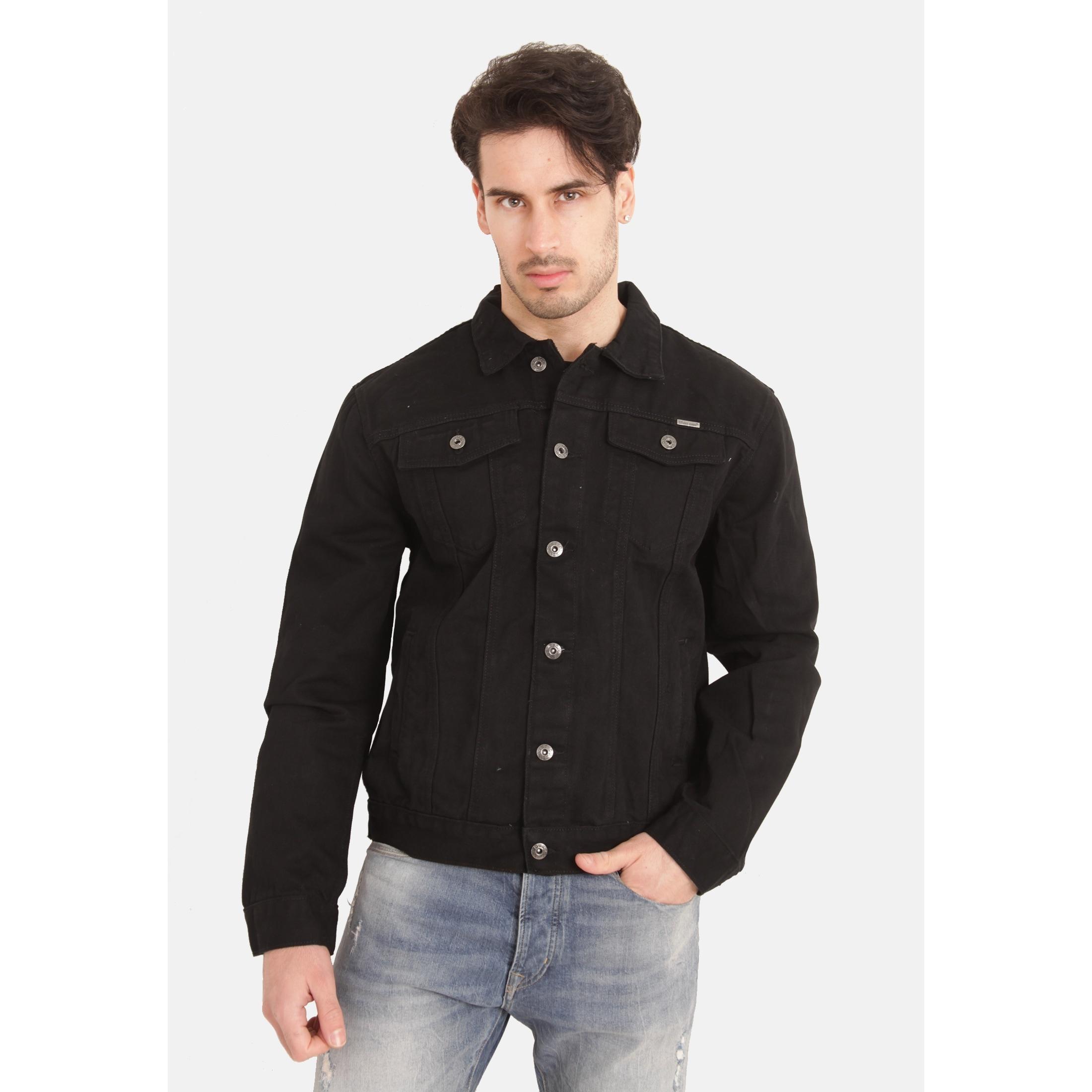 Duke Clothing Jeansjacke | Bekleidung > Jacken > Jeansjacken | Blau | Denim - Baumwolle | Duke Clothing