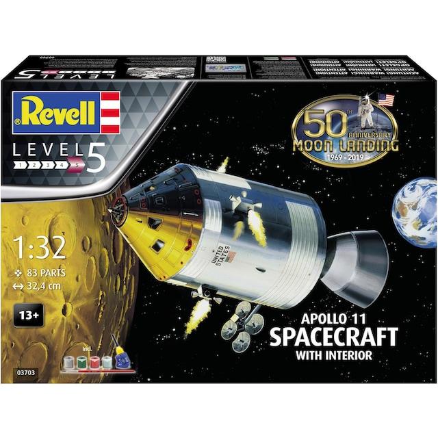 "Revell® Modellbausatz ""Apollo 11 Spacecraft"", Maßstab 1:32"