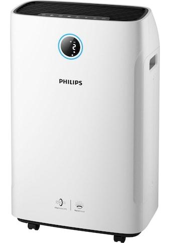 Philips Kombigerät Luftbefeuchter und -reiniger »AC3829/10«, für 80 m² Räume kaufen