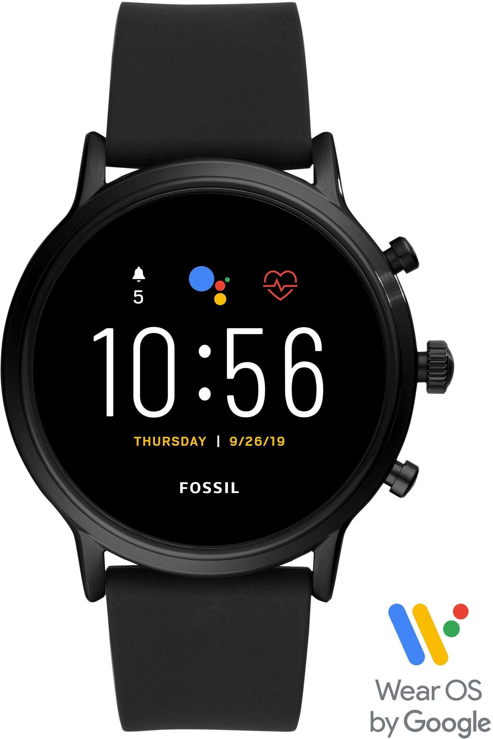 Fossil Smartwatches THE CARLYLE HR SMARTWATCH, FTW4025 Smartwatch | Uhren > Smartwatches | Fossil Smartwatches