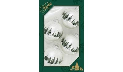 """Krebs Glas Lauscha Weihnachtsbaumkugel """"Kaninchen"""" kaufen"""