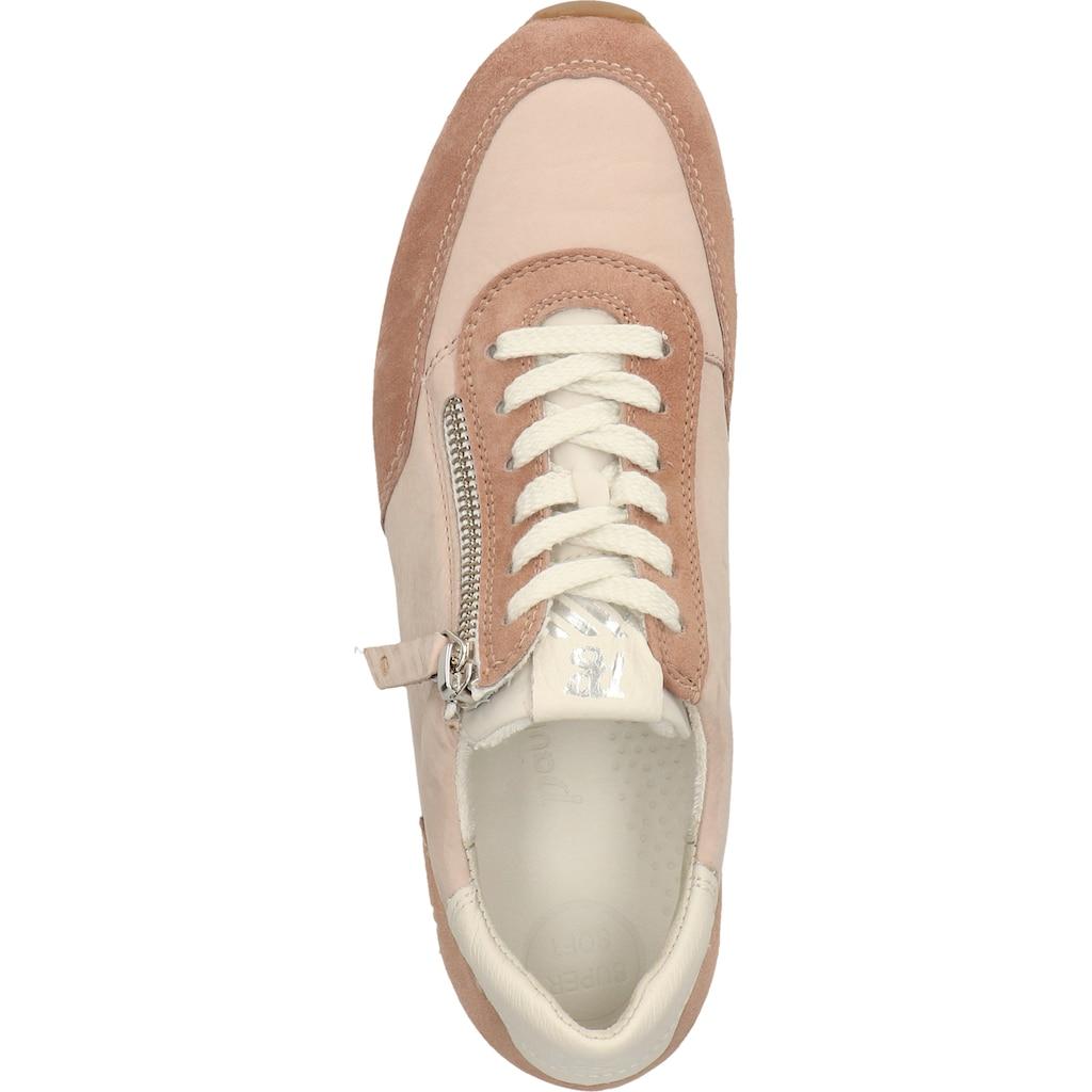 Paul Green Sneaker »Nubukleder«