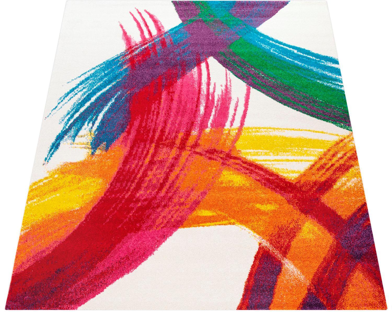 Teppich Canvas 946 Paco Home rechteckig Höhe 18 mm maschinell gewebt
