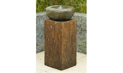 ACQUAARTE/UBBINK Gartenbrunnen »Nashville«, BxTxH: 24x24x51 cm kaufen