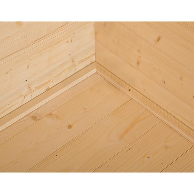 Weka Fußboden für Gartenhäuser »(BxT: 200 x 200 cm)«