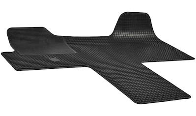 WALSER Passform-Fußmatten, Citroen-Fiat-Peugeot, Boxer-Ducato-Jumper,... kaufen