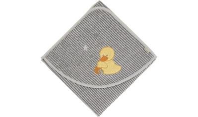 Sterntaler® Badetuch »Edda«, (1 St.), mit Ente und Sternen kaufen