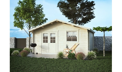 Kiehn - Holz Gartenhaus »Poggensee«, BxT: 525x448 cm, inkl. Fußboden kaufen
