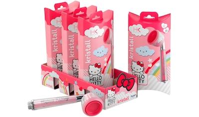 SCHULTE Handbrause »Hello Kitty«, rosa, chromfarben kaufen
