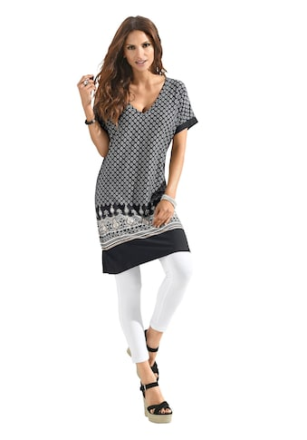 Inspirationen Jersey - Kleid in bequemer Schlupfform kaufen