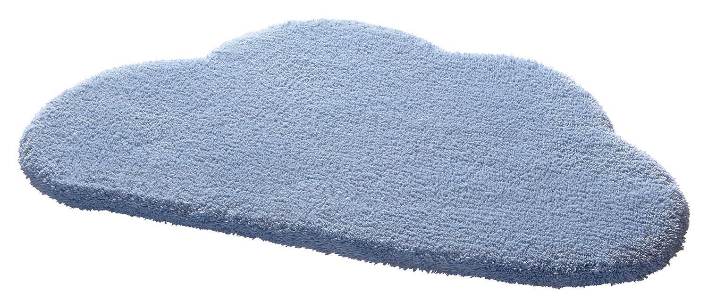 Kinderteppich Wunderwolke Bellybutton wolkenförmig Höhe 30 mm handgetuftet