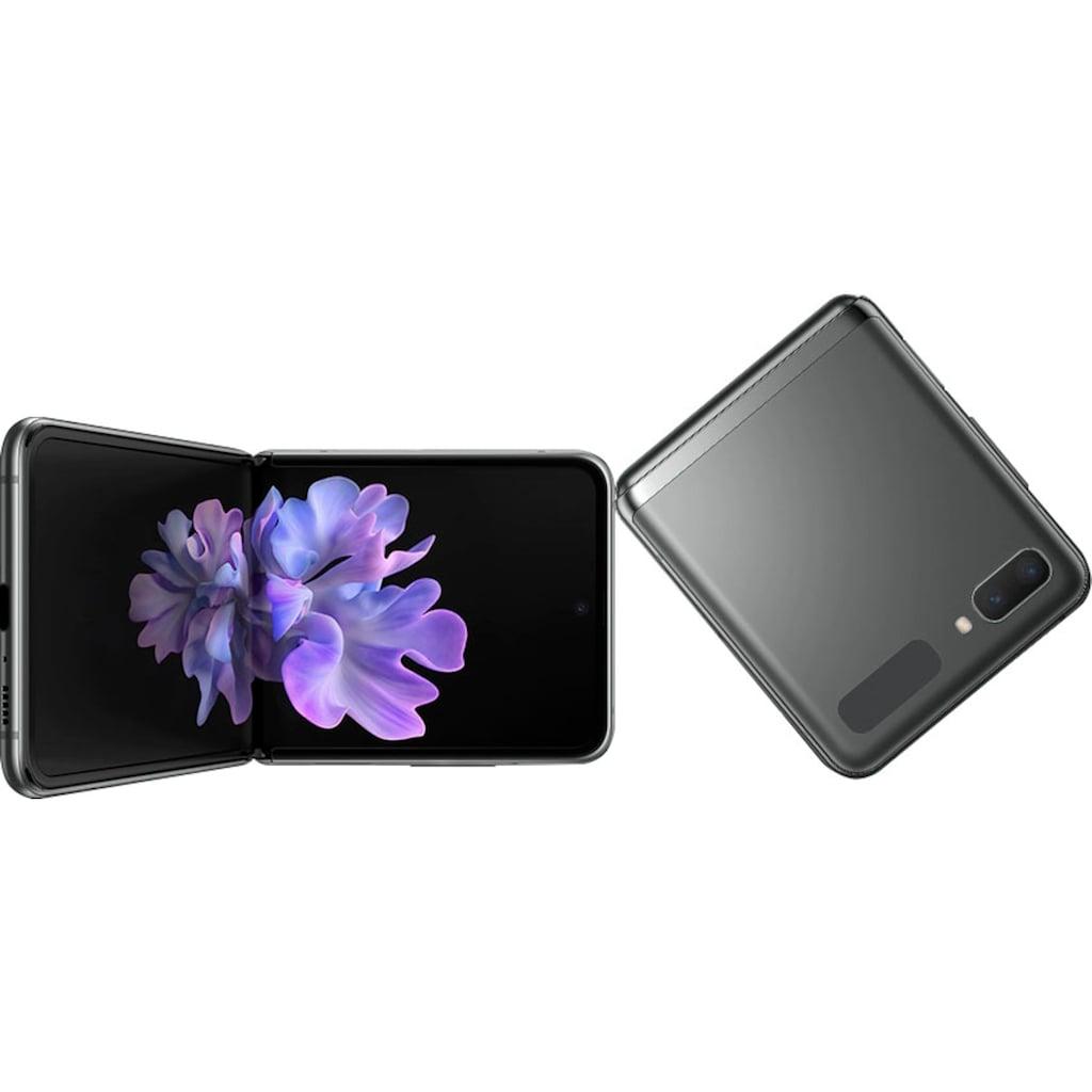 """Samsung Smartphone »Galaxy Z Flip 5G«, (17,01 cm/6,7 """", 256 GB Speicherplatz, 12 MP Kamera), 3 Jahre Garantie"""