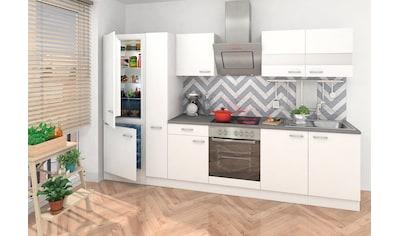 RESPEKTA Küchenzeile »Ibiza«, mit E-Geräten, 300 cm kaufen