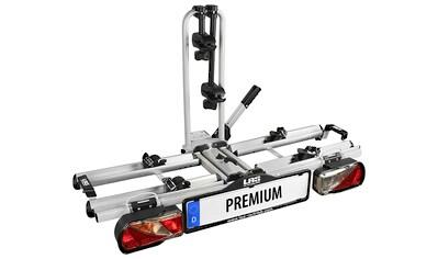 EUFAB Kupplungsfahrradträger »PREMIUM«, für die Anhängerkupplung, abschließbar kaufen