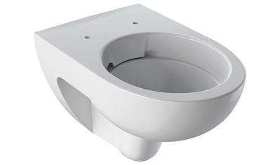 GEBERIT Tiefspül-WC »Renova Nr. 1«, weiß, KeraTect kaufen