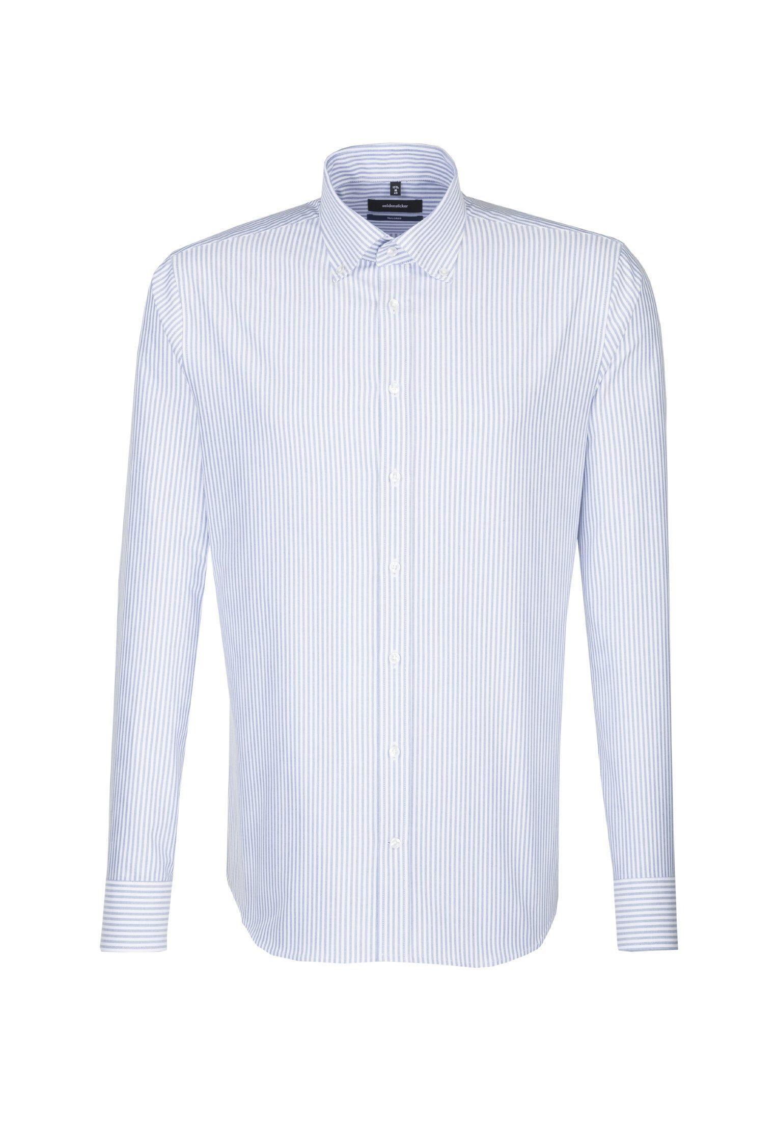seidensticker Businesshemd Tailored | Bekleidung > Hemden > Business Hemden | Blau | Seidensticker
