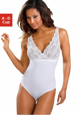 Nuance Body, ohne Bügel mit Cups aus transparenter Spitze kaufen