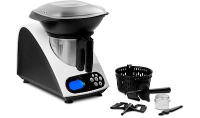 Medion® Küchenmaschine MD 16361 mit Kochfunktion, 1000 Watt, Schüssel 2 Liter kaufen