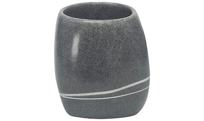 KLEINE WOLKE Zahnputzbecher »Stones« kaufen