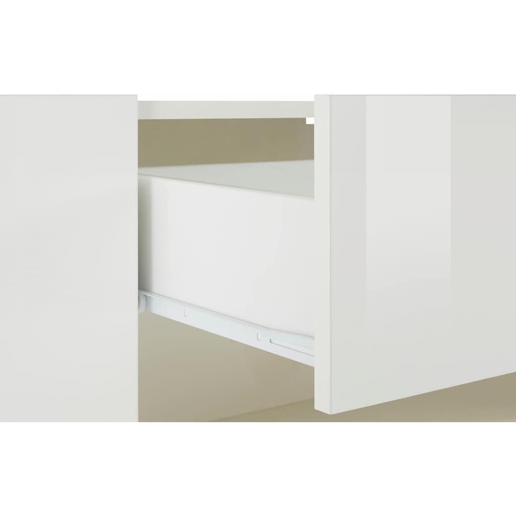 Tecnos Sideboard, Breite 220 cm, ohne Beleuchtung