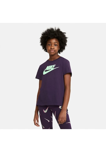 Nike Sportswear T-Shirt »GIRLS NIKE SPORTSWEAR TEE BASIC FUTURA« kaufen