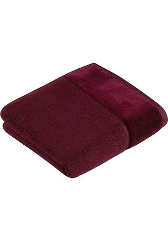 """Handtücher """"Pure"""", Vossen kaufen"""