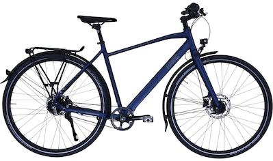 HAWK Bikes Trekkingrad »HAWK Trekking Gent Super Deluxe Ocean Blue«, 8 Gang Shimano Nexus Schaltwerk kaufen