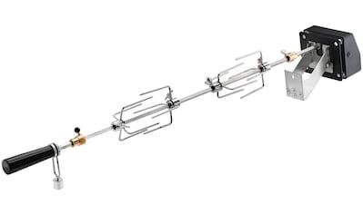 RÖSLE Drehspieß Länge ca. 80 cm kaufen
