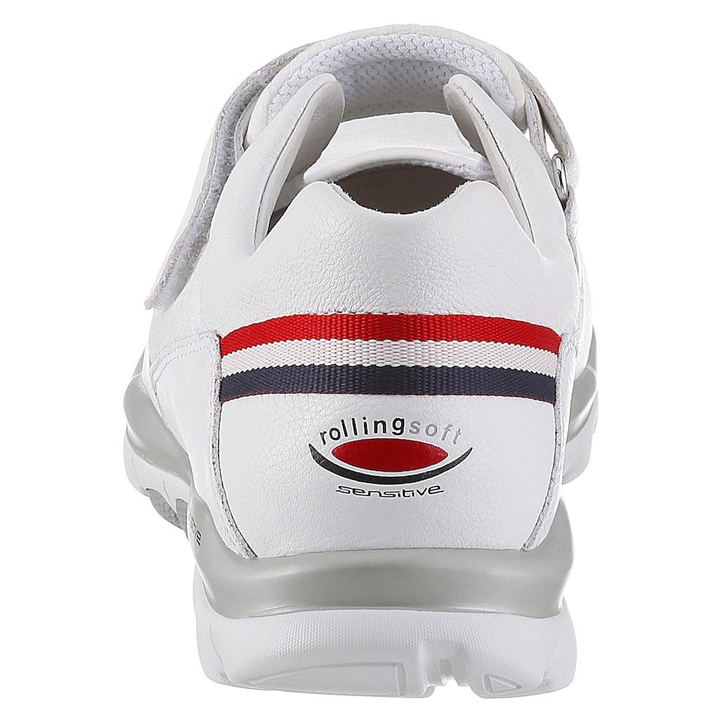 Gabor Rollingsoft Keilsneaker, mit Klettverschluss