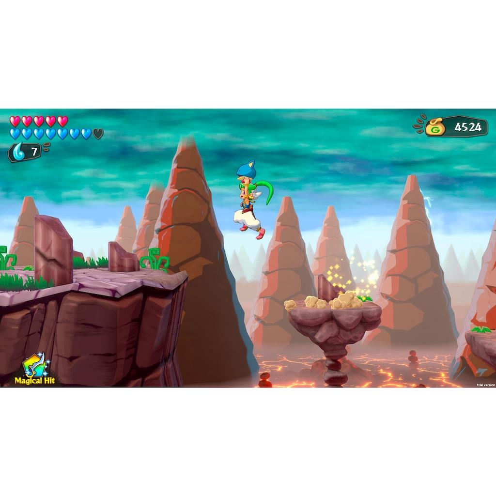 PlayStation 4 Spiel »Wonder Boy: Asha in Monster World«, PlayStation 4