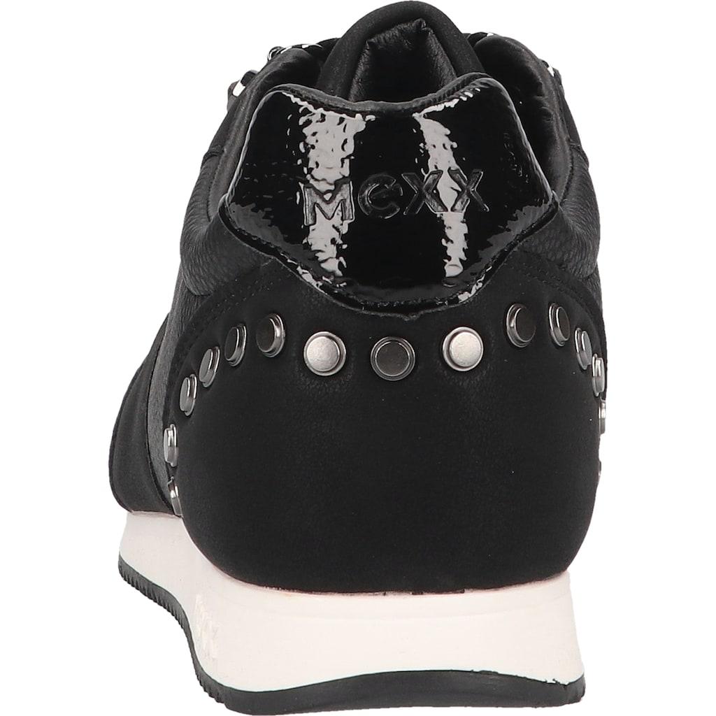 Mexx Sneaker »Lederimitat«