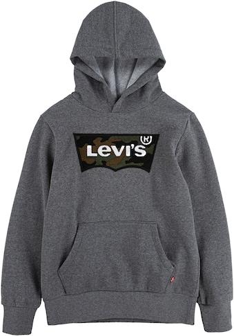 Levi's Kidswear Kapuzensweatshirt »LVB CHENILLE BATWING HOO« kaufen