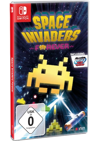 Nintendo Switch Spiel »Space Invaders Forever«, Nintendo Switch kaufen