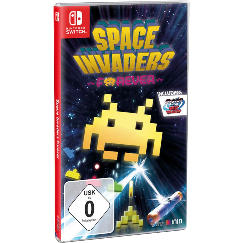 Nintendo Switch Spiel »Space Invaders Forever«, Nintendo Switch