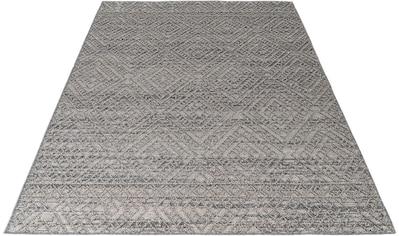 Obsession Teppich »My Sherpa 377«, rechteckig, 8 mm Höhe, Rauten Design, In- und... kaufen