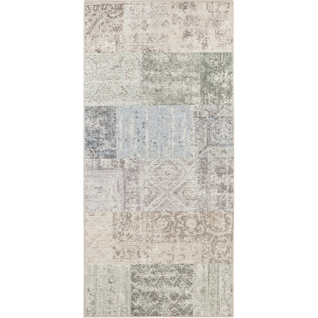 ELLE Decor Läufer »Toulon«, rechteckig, 4 mm Höhe
