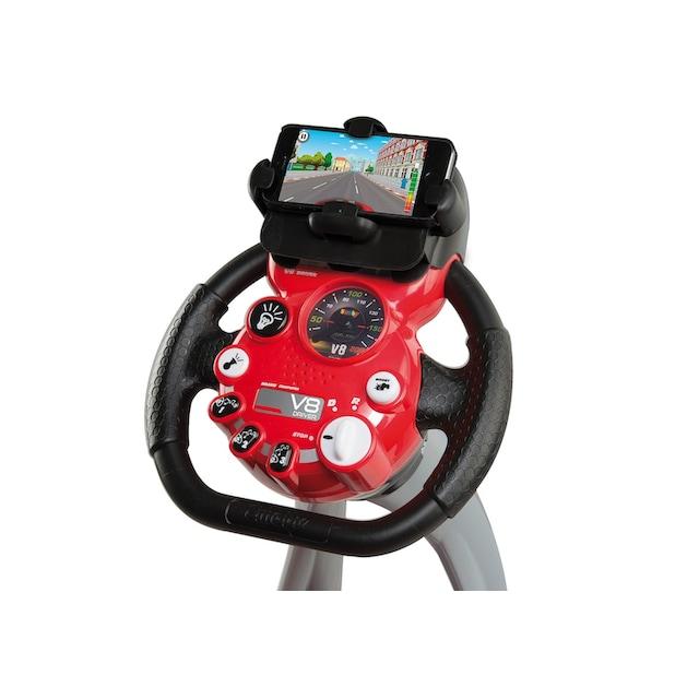 Smoby Lernspielzeug, »V8 Driver - Fahrsimulator + Smartphone-Halter«