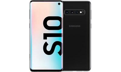 Samsung Galaxy S10 Smartphone (15,51 cm / 6,1 Zoll, 512 GB, 12 MP Kamera) kaufen