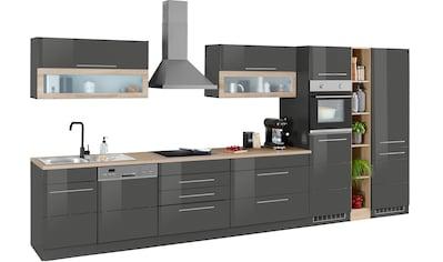 HELD MÖBEL Küchenzeile »Wien«, ohne E-Geräte, Breite 440 cm kaufen