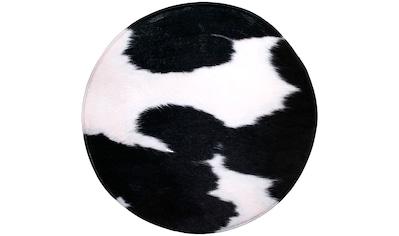 Sanilo Badematte »Kuhflecken«, Höhe 15 mm, schnell trocknend, Memory Schaum kaufen