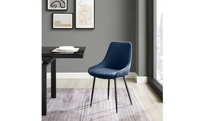 INOSIGN Esszimmerstuhl »Lennox«, 2er-Set, Sitz und Rücken gepolstert, in 3 verschiedenen Farben kaufen
