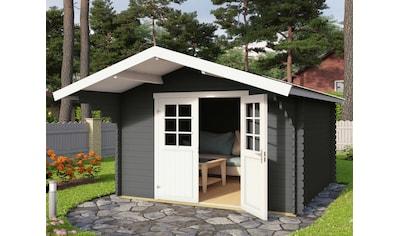 OUTDOOR LIFE PRODUCTS Gartenhaus »Viljandi 483«, BxT: 320x445 cm kaufen